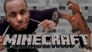 Nasty Minecraft Freestyle - Clean Minecraft Rap Parody (Nasty Freestyle Remix & T-Wayne Tribute)