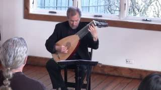 Charles Mouton, Pieces in c minor