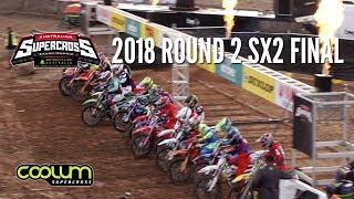 2018 Australian Supercross Championship R2 SX2 Final