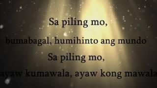 Mahika- TJ Monterde (Lyrics)