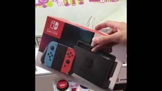 I Won A Nintendo Switch From Bar Ber Ber Cut Lite.
