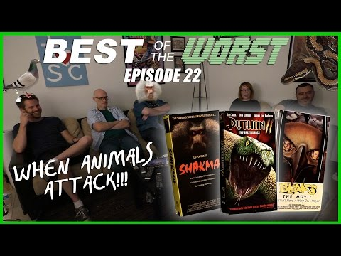 Best of the Worst Shakma Python II and Beaks The Movie