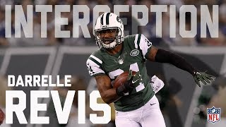 Every Darrelle Revis Interception... So Far | NFL Highlights