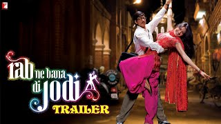 Rab Ne Bana Di Jodi - Trailer | Shah Rukh Khan | Anushka Sharma