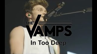 The Vamps - In Too Deep (Live At O2 Arena)