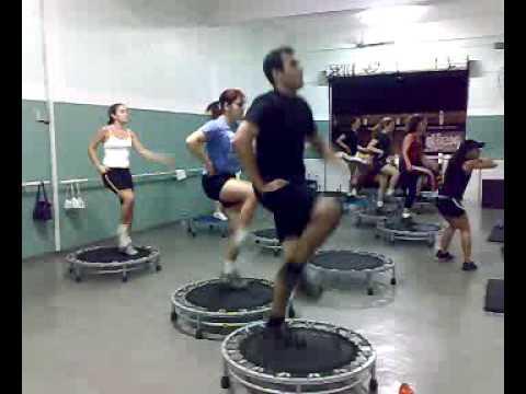 Aula de Jump Sueli RAPIDA Completa 20 06 2007