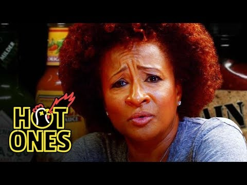 Xxx Mp4 Wanda Sykes Confesses Everything While Eating Spicy Wings Hot Ones 3gp Sex