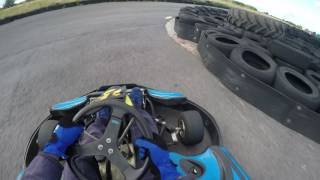 Tockwith Karting 13 Aug 16 part 1