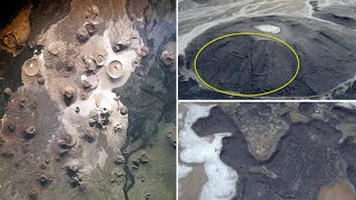 7000 years old Mysterious Stone 'GATES' discovered in Saudi Arabia's remote desert area