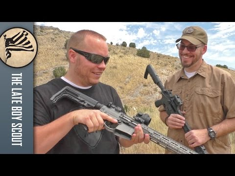 3 000 AR 15 vs 1 000 AR 15 Lightweight Carbines Compared with DocTacDad