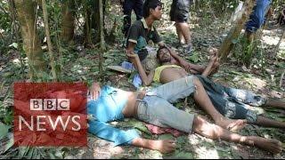 Thailand's human trafficking trade - BBC News