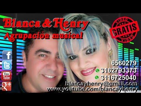 BLANCA Y HENRY Anoche desperté quinceañera MÚSICA EN VIVO PARA TODA CLASE DE EVENTOS