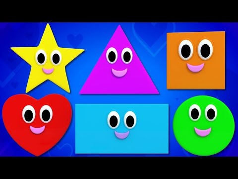 Xxx Mp4 Shapes Song Shapes Rhymes We Are Shapes Shape Song Shape Songs For Kids Kids TV 3gp Sex