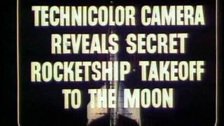 Destination Moon (1950) - Movie Trailer