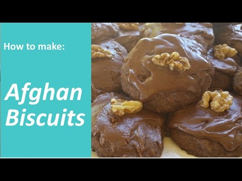 Xxx Mp4 How To Make Afghan Biscuits 3gp Sex