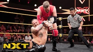 Aleister Black vs. Kassius Ohno: WWE NXT, June 21, 2017
