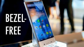 Sharp Aquos Crystal Hands-On: Bleeding-Edge Style On A Budget
