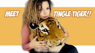 ASMR Soft Ear Licking & Tiger Triggers🐯 Tingles GUARANTEED!