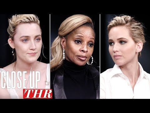 Xxx Mp4 Full Actresses Roundtable Saoirse Ronan Jennifer Lawrence Mary J Blige Close Up With THR 3gp Sex