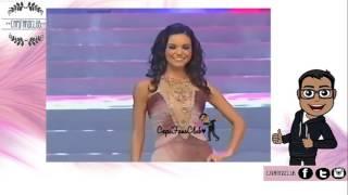 TANIA RINCON NUESTRA BELLEZA MEXICO 2006 | Parte 4/4