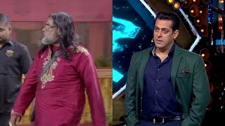 Bigg Boss 10 | Day 80 | Salman Khan takes a special entry to throw Swami Om out of Bigg Boss House