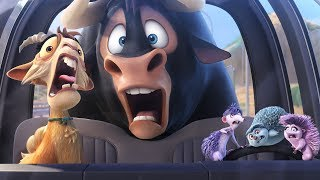 Ferdinand Official Trailer #2 - 2017 Animation