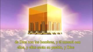 La nueva Jerusalen desciende del cielo
