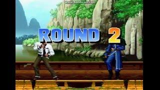 KOF 98 anniversary edition #2 - kyo(nests) vs goenitz