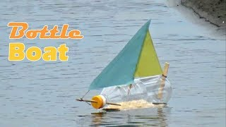 DIY a Boat from a Bottle