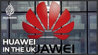 Huawei: UK to decide whether to ban 5G equipment