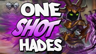 Smite: One Hit Hades Build - I HAVE THE POWER!