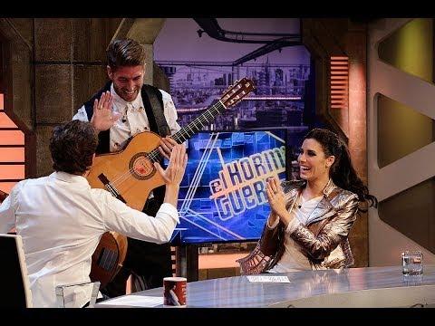 Xxx Mp4 El Hormiguero 3 0 Sergio Ramos Sorprende A Pilar Rubio Con Una Canción En El Hormiguero 3 0 3gp Sex