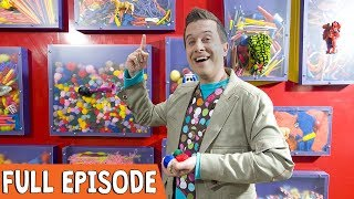 Tremendous Teatime Treat! | Episode 16 | FULL EPISODE | Mister Maker: Comes To Town
