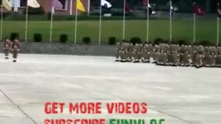 Pakistan Army Parade  !funny video that will make you laugh so hard you cry !