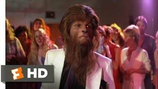 Teen Wolf (1985) - Fight at the Dance Scene (10/10) | Movieclips