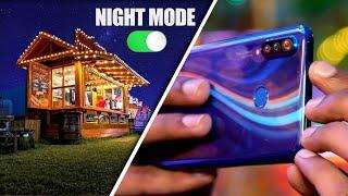 Night Mode on a BUDGET Smartphone Camera!?