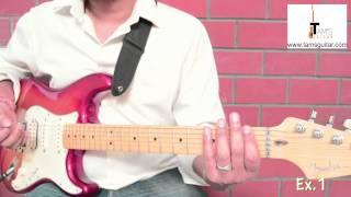 5 Basic Speed/stamina/strength  Building Finger Exercise Guitar Lesson