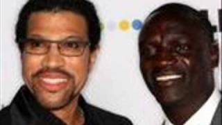 Lionel Richie ft Akon Just Go (OFFICIAL TRACK)