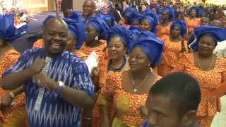 Goodtiding Gospel Church Encouraged Nigerians over giving In Their Eleventh anniversary