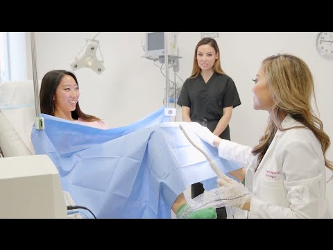The Quest for the Perfect Vagina - Dr. Cat for Playboy TV. ThermiVA procedure.