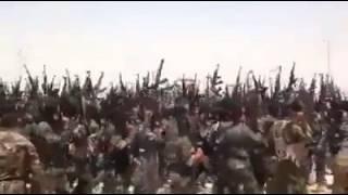 ابناء الجيش العراقي اليوم على اطراف الموصل