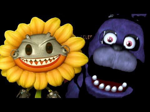 FIVE NIGHTS AT FREDDY S vs. Plants vs Zombies Garden Warfare