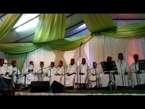 LE GROUP FAN-UL-MUSLIMEEN AVEC SHAYKH MUBEEN AU MASJID-E-BILAAL (PART 3)