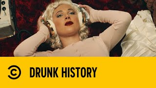 Marilyn Monroe and Ella Fitzgerald - Drunk History | Comedy Central UK