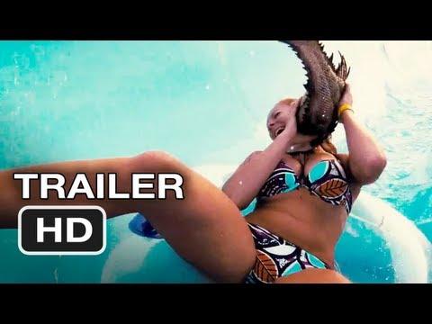 Xxx Mp4 Piranha 3DD Official Trailer 1 Ving Rhames Movie 2012 HD 3gp Sex
