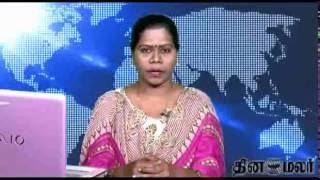 Dinamalar 4 PM Bulletin Tamil Video News Dated March 9th 2015
