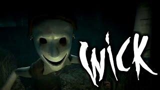 Wick《燭芯》Part 1 - 半夜在森林玩捉迷藏就是爽啊!!