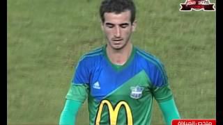 ملخص مباراة الأهلي 2 - 1 مصر للمقاصة | الجولة 21 من الدوري المصري