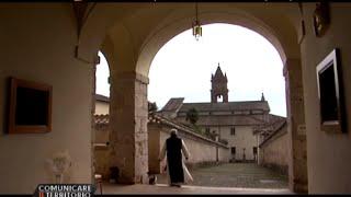 La Certosa di Trisulti — Монастырь Чертоза ди Трисулти (Италия, Лацио) 2 часть с русскими субтитрами