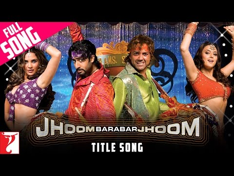 Xxx Mp4 Jhoom Barabar Jhoom Full Title Song Abhishek Bachchan Bobby Deol Preity Zinta Lara Dutta 3gp Sex